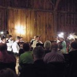 Rustic Door County Barns Featured During Midsummer's Music Chamber Music Festival!