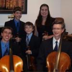 Midsummer's Music Festival Chamber Concerts with the Preucil Family in Door County!