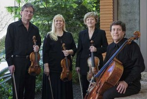 Midsummer's Music Festival presents the Pro Arte Quartet